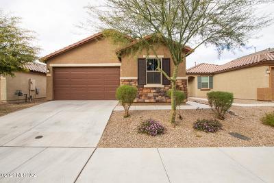 Tucson Single Family Home For Sale: 9578 S Trapper Ridge Drive