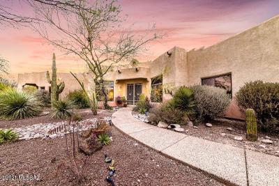 Tucson Single Family Home For Sale: 4319 N Via Bellas Catalinas
