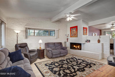 Tucson Single Family Home For Sale: 149 N Langley Avenue