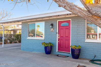 Tucson Single Family Home For Sale: 4841 S Calle Ole
