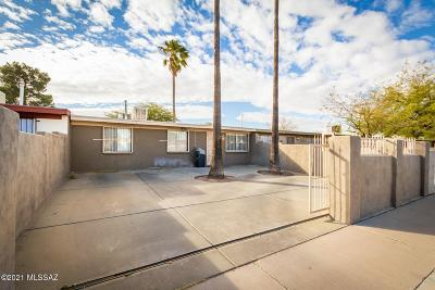Tucson Townhouse For Sale: 109 W Calle Evelina