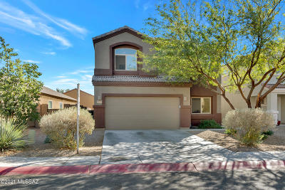 Tucson Single Family Home For Sale: 8778 N Mugho Pine Trail