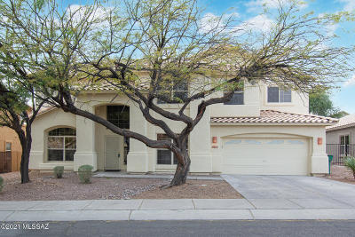 Oro Valley Single Family Home For Sale: 12381 N Mt Bigelow Road