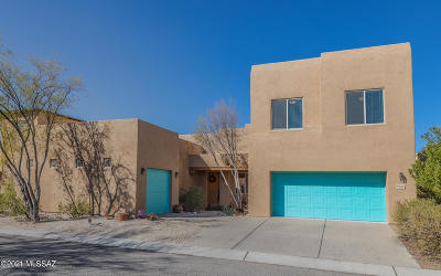 Tucson Single Family Home For Sale: 10633 E Mary Stephey Place