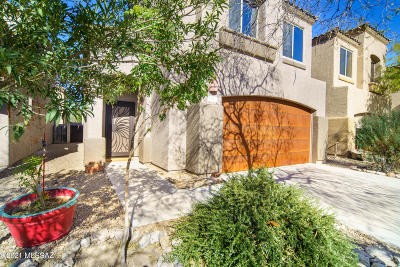 Tucson Single Family Home For Sale: 2248 W Floral Cliff Way