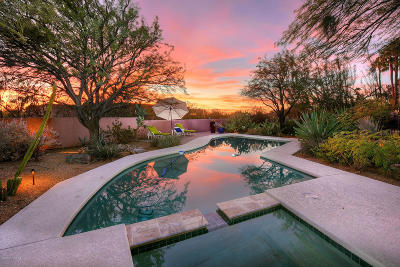 Tucson Single Family Home For Sale: 5901 N Calle De La Culebra