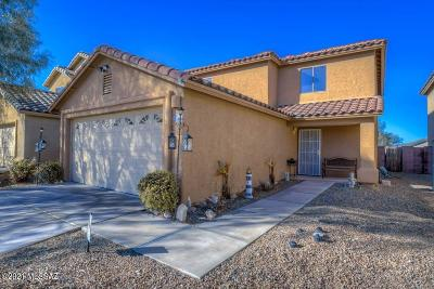 Tucson Single Family Home Active Contingent: 6904 S Cottontail Run Avenue