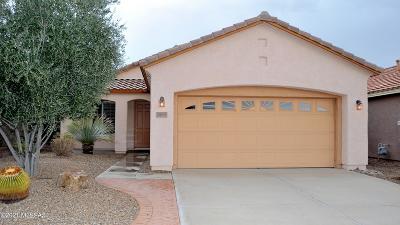 Marana Single Family Home For Sale: 8098 W Wandering Spring Way