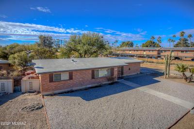 Tucson Single Family Home For Sale: 2215 N Frannea Drive