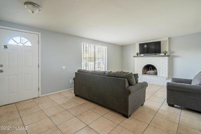 Tucson Single Family Home For Sale: 5734 S Rex Sv Stravenue