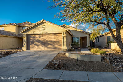 Tucson Single Family Home Active Contingent