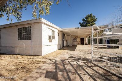 Tucson Single Family Home For Sale: 4402 E Seneca Street