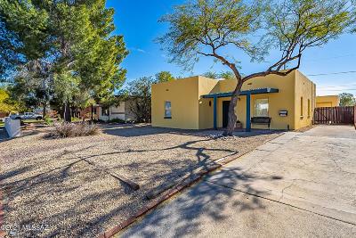 Tucson Single Family Home For Sale: 1920 E 10th Street