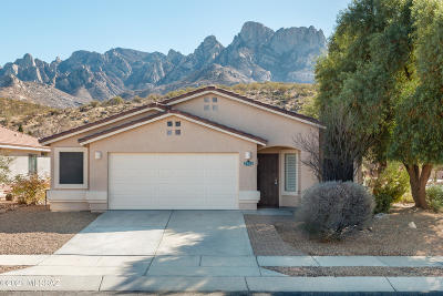 Tucson Single Family Home Active Contingent: 2328 E Stone Stable Drive