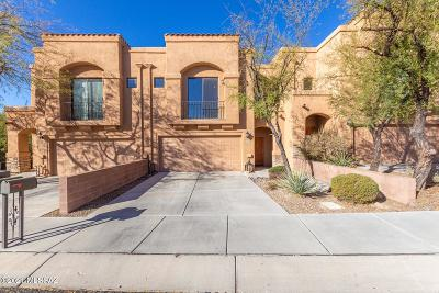 Tucson Townhouse For Sale: 6379 N Gadd Court