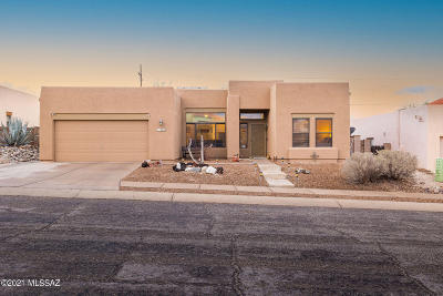 Tucson Single Family Home For Sale: 10650 E Migratory Place