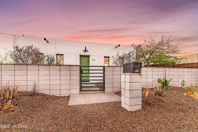 Tucson Single Family Home For Sale: 901 W Nearmont Drive