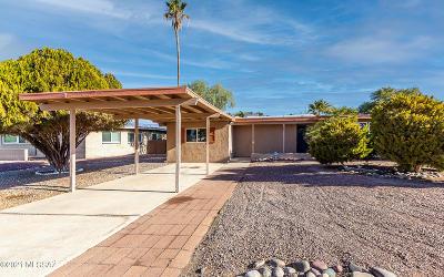 Tucson Single Family Home For Sale: 8545 E Calle Bolivar