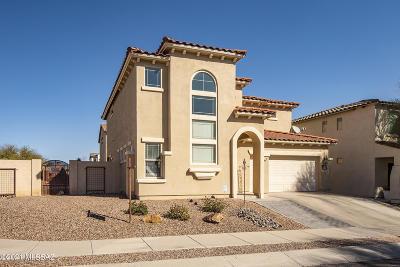 Sahuarita Single Family Home For Sale: 126 W Camino Rancho Viejo