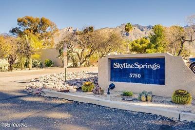 Tucson Condo Active Contingent: 5750 N Camino Esplendora #209