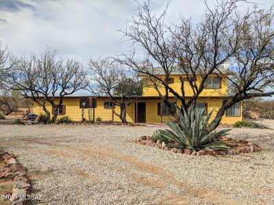 Sahuarita Single Family Home For Sale: 15500 S Avenida Haley