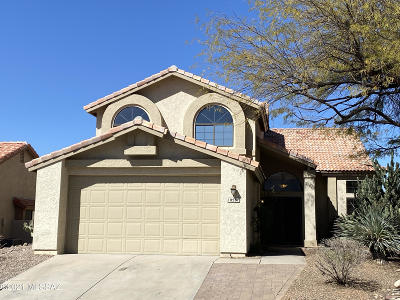 Oro Valley Single Family Home For Sale: 10531 N Autumn Hill Lane