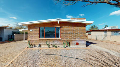 Tucson Single Family Home For Sale: 1431 N Desmond Avenue