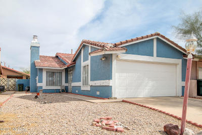 Tucson Townhouse Active Contingent: 1762 N Huachuca Avenue