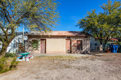 Tucson Single Family Home For Sale: 522 W 17th Street