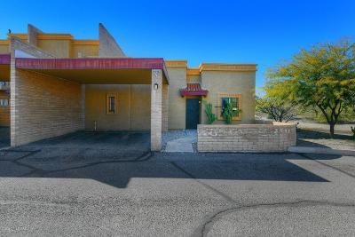 Tucson Townhouse Active Contingent: 3520 S Mission Road #1