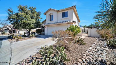 Oro Valley Single Family Home For Sale: 2017 W Three Oaks Drive
