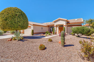 Oro Valley Single Family Home For Sale: 2361 E Coreopsis Way