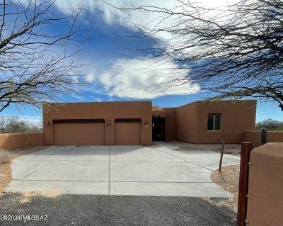 Oro Valley Single Family Home For Sale: 2325 W Lambert Lane