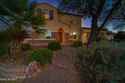 Sahuarita Single Family Home For Sale: 14967 S Camino Rio Puerco