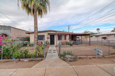 Tucson Single Family Home Active Contingent: 2220 S 8th Avenue