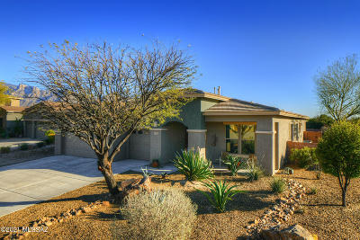 Oro Valley Single Family Home For Sale: 1543 W Soft Breeze Court