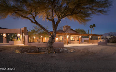 Oro Valley Single Family Home For Sale: 2670 W Naranja Drive