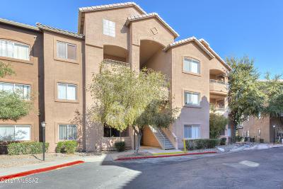 Tucson Condo For Sale: 5400 E Williams Boulevard #12304