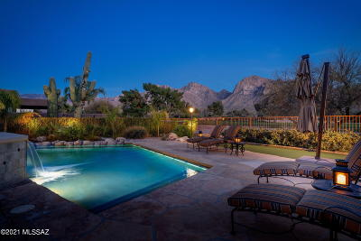 Oro Valley Single Family Home For Sale: 10 E Loch Lomond Place