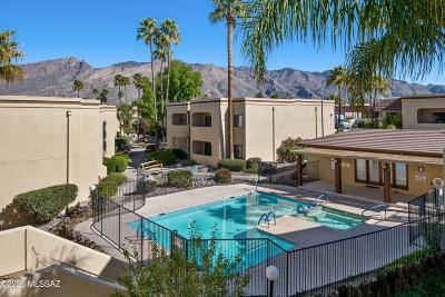 Tucson Condo Active Contingent: 5500 N Valley View Road #309