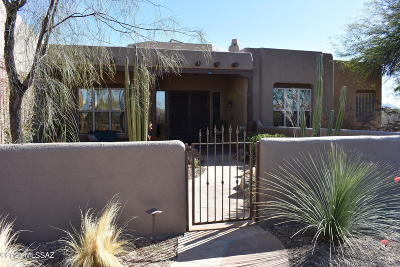 Oro Valley Single Family Home Active Contingent: 10312 N Wild Creek Drive