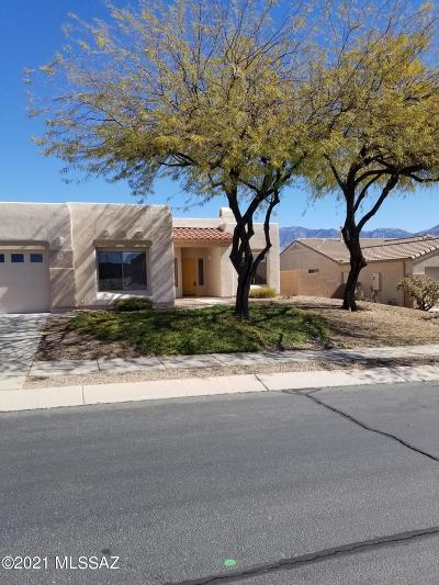 Oro Valley Single Family Home For Sale: 11902 N Cresendo Drive