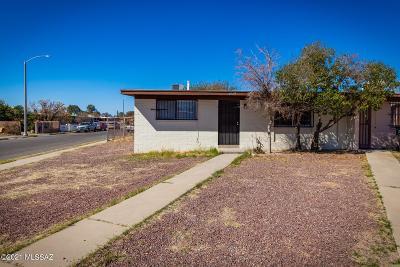 Tucson Townhouse For Sale: 2503 E Parkside Drive