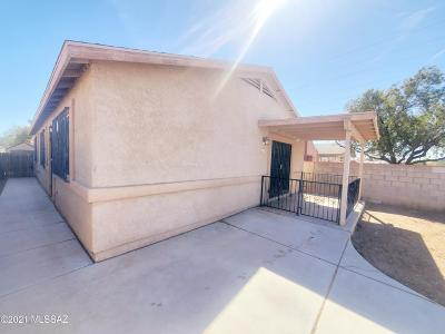 Tucson Single Family Home Active Contingent: 5657 S Liberty Avenue