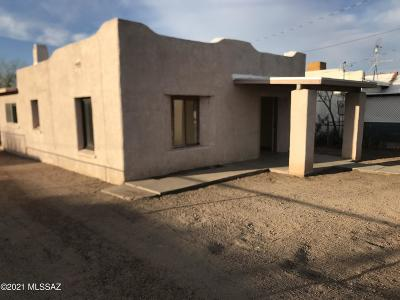 Tucson Single Family Home Active Contingent: 325 W 37th Street