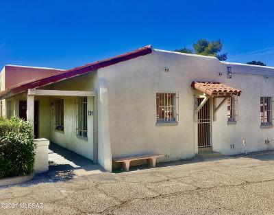 Tucson Single Family Home For Sale: 2109 E Grant Road