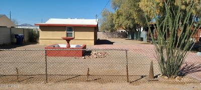 Tucson Single Family Home For Sale: 3231 N Geronimo Avenue