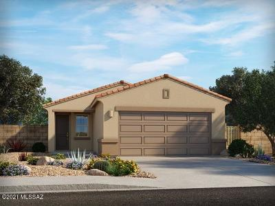 Marana Single Family Home For Sale: 10745 W Golson Drive