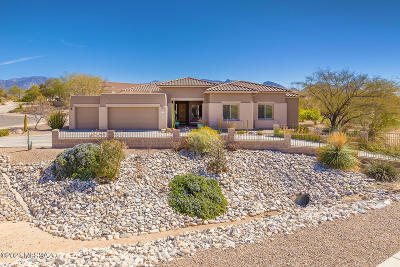 Oro Valley Single Family Home For Sale: 12770 N Yellow Bird Road