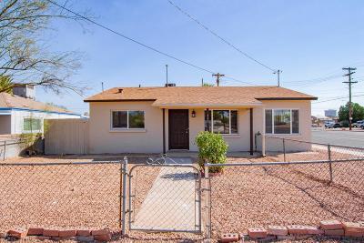 Tucson Single Family Home For Sale: 600 N Benton Avenue